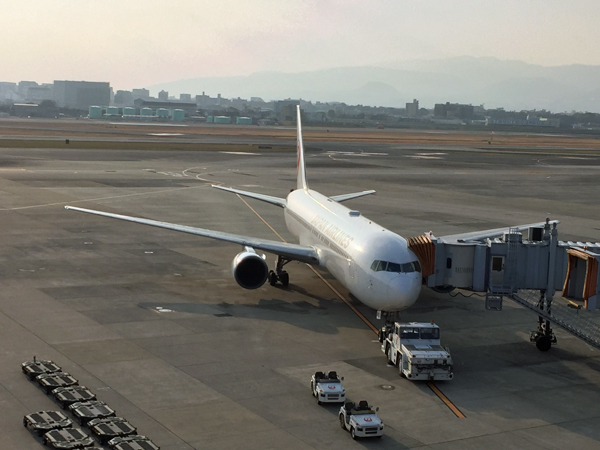 2018年4月18日(水) ITAMI RENEWAL OPEN 大阪国際空港 リニューアルオープン